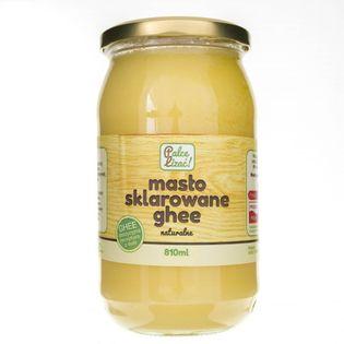 Palce Lizać Masło sklarowane ghee - 810 ml