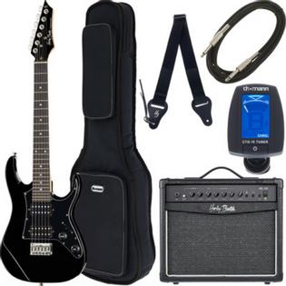 Gitara elektryczna Harley Benton ST-Junior ZESTAW
