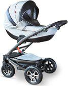 Wózek dziecięcy wielofunkcyjny Timer Limited Edition Diamond w zestawie 3w1