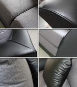 FOTEL GRAND - Sofa kanapa do salonu RÓŻNE KOLORY zdjęcie 5