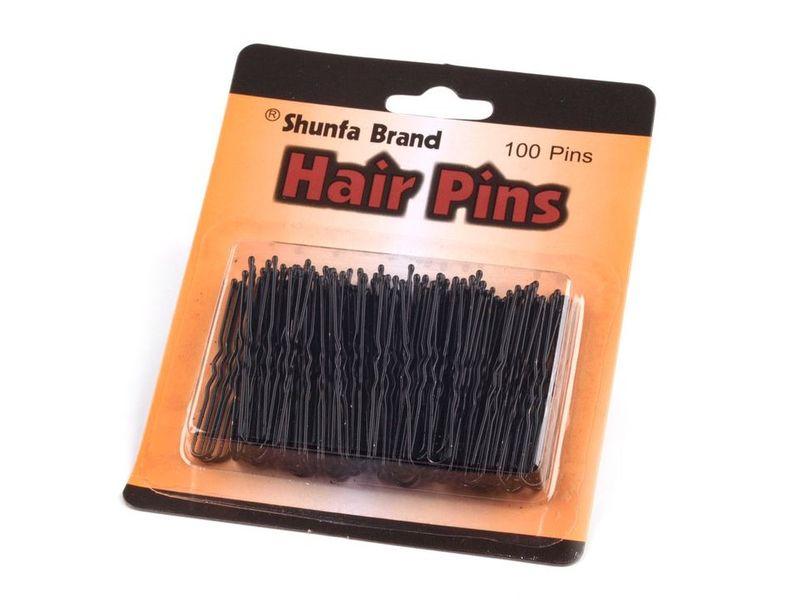 Proste szpilki do włosów 45mm 100 sztuk na Arena.pl