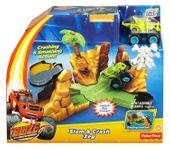 Fisher Price Nickelodeon Blaze i megamaszyny zestaw Zeg