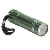 Latarka LED Jewel, zielony