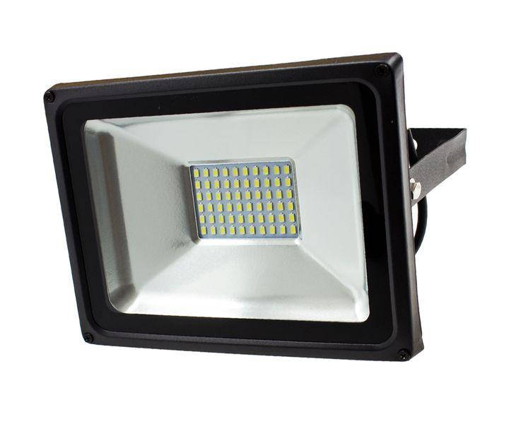 Naświetlacz LED SLIM  50W halogen lampa 3kolory zdjęcie 2