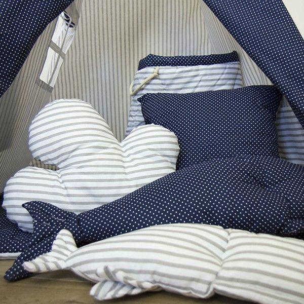 """Namiot tipi dla dziecka """"Wieczorna baśń"""" - zestaw mini zdjęcie 3"""