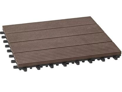 Płytka tarasowa podłogowa 30x30cm 4szt 0,36m kompozyt wytrzymałe mrozoodporne swe