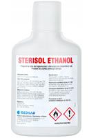 Preparat do dezynfekcji rąk Sterisol Ethanol 120 ml