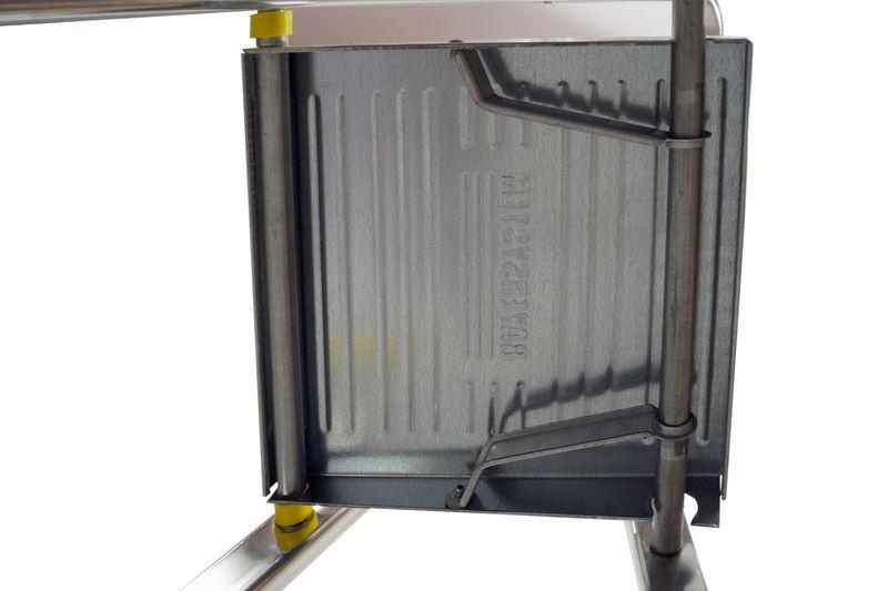 DRABINA aluminiowa domowa 5 stopniowa 150kg POLSKA na Arena.pl