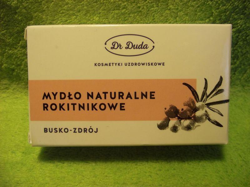 Dr Duda- Naturalne mydło rokitnikowe zdjęcie 2