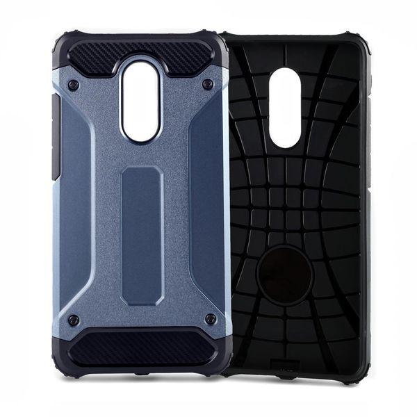 Hybrid Armor pancerne hybrydowe etui pokrowiec Xiaomi Redmi Note 4X / Redmi Note 4 (Snapdragon / MediaTek) niebieski zdjęcie 1