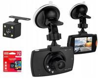 REJESTRATOR VIDEO F480 +KAMERA COFANIA+ KARTA 32GB