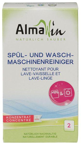 Proszek do czyszczenia pralek i zmywarek ECO - AlmaWin - 200g zdjęcie 1