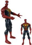 spiderman avengers figurka światło dźwięk
