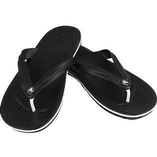 Crocs klapki Crocband Flip czarne 11033 001 38-39