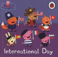 Peppa Pig - Mini Book - International Day