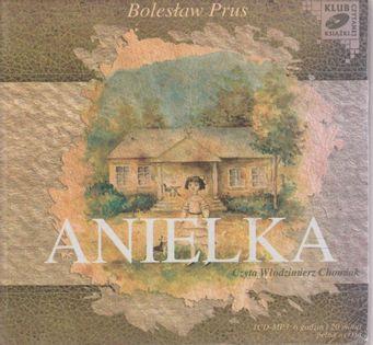 Anielka Audiobook CD-MP3 Bolesław Prus
