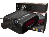 Radiobudzik AM/FM z projektorem Adler AD 1120