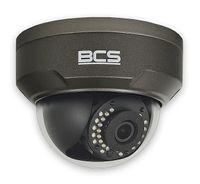 Kamera kopułowa IP BCS BCS-P-214RWSA-G (2,8mm) 4 Mpix; IR30; IP66.