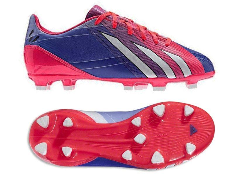 edf8c0c6a1c72 Buty korki Adidas F10 TRX FG J Messi 38 2/3 24,5cm • Arena.pl