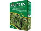 Nawóz Biopon do iglaków przeciw brązowieniu 1kg