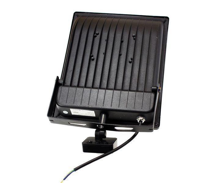 Naświetlacz LED SLIM  30W halogen z czujnikiem ruchu zdjęcie 2