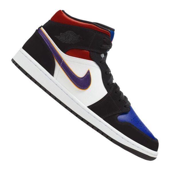 brak podatku od sprzedaży nowy koncept przemyślenia na temat Buty Nike Air Jordan 1 Mid Se M r.46