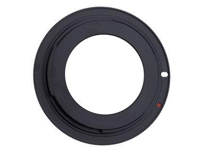 Adapter M42 do Canon EF 5D 600D 650D 700D 300D #Z