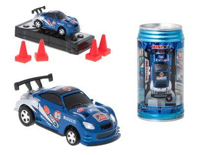 Samochód Rc Puszka Mini 9020B 2,4Ghz Niebieski