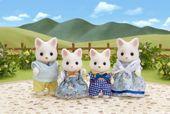 Sylvanian Families Rodzina jedwabistych kotków zdjęcie 4