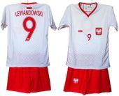 Komplet replika Polska 2016 Lewandowski - r. - 146 zdjęcie 8