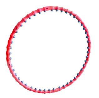 Hula hoop z masażem Allright czerwone