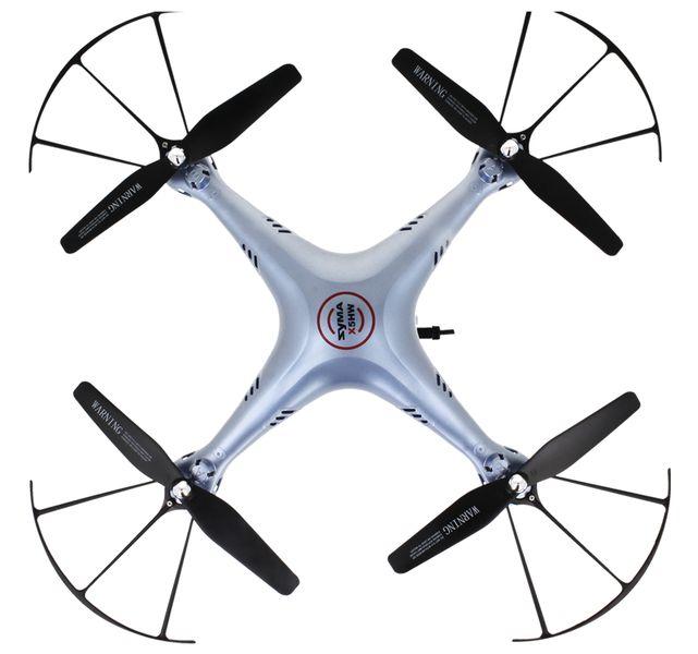 Dron Syma X5HW kamera Wi-Fi funkcja zawisu Niebieski Y142N zdjęcie 8