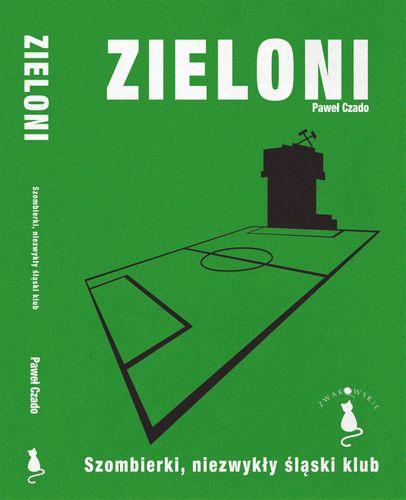 ZIELONI - Szombierki Bytom - P.Czado z autografem na Arena.pl
