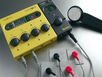 Elektrostymulator tens z ultradźwiękami Twin Up T7 Sonic Vupiesse