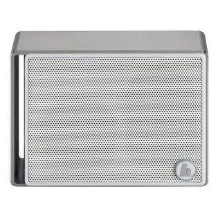 Głośnik Bluetooth mobilny Hama Pocket Steel srebrny
