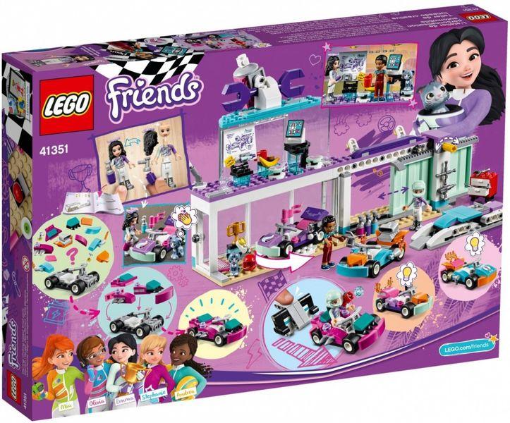 Lego Friends Kreatywny warsztat zdjęcie 2