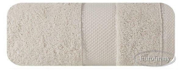 Lumarko Ręcznik KALI 50x90cm 02/beżowy