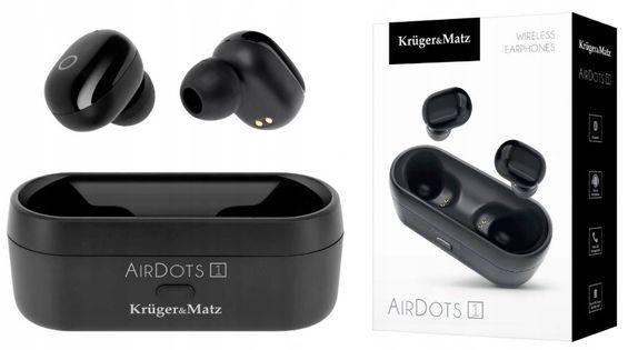 Słuchawki bezprzewodowe Kruger&Matz Air Dots 1