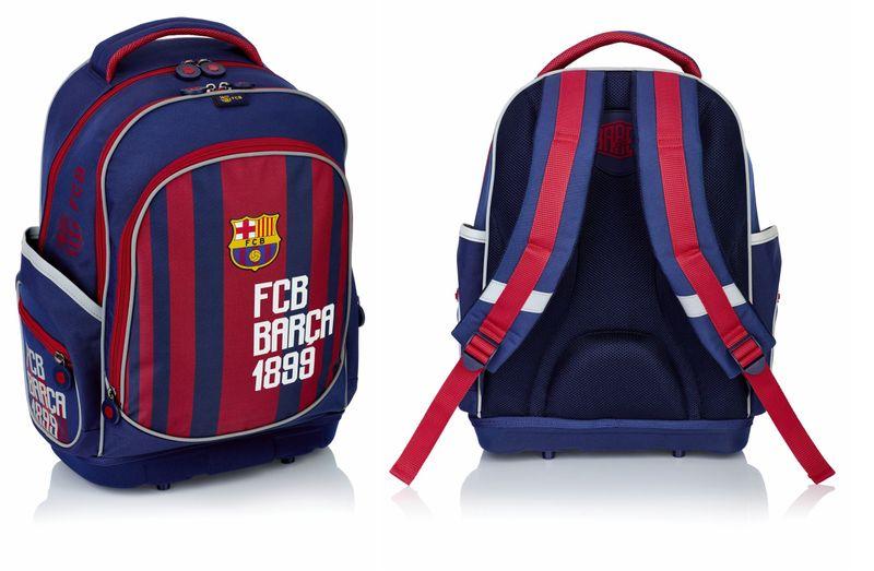 2860f0549cd2b ZESTAW Tornister piórnik worek FC Barcelona FC-181 • Arena.pl