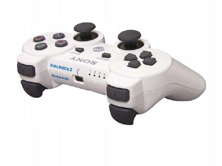 PAD KONTROLER PS3 SONY DUALSHOCK 3 SIXAXIS CECHZC2E A1 zdjęcie 2