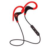 Słuchawki - BT-1 Earphones - Red
