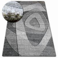 Dywan SHADOW 8594 black / light grey 60x100 cm