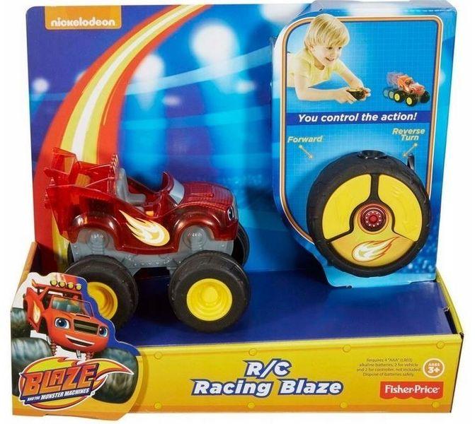 Fisher Pojazd sterowany RC Blaze i Mega Maszyny zdjęcie 1