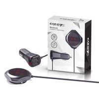 Transmiter FM Voice Kraft Q7S Głośnomówiący Bluetooth