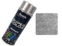 Farba w sprayu metaliczna 400 ml (Srebrny)