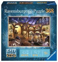Ravensburger EXIT Puzzle Kids Muzeum historii naturalnej 368 el.