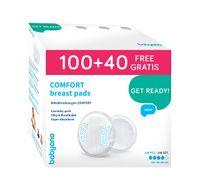 Babyono wkładki laktacyjne COMFORT 100+40szt GRATIS