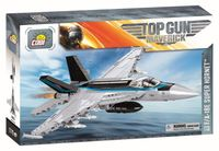 Cobi Klocki Maverick Top Gun F/a-18E Super Hornet Limited Edition 570El. 5805