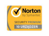 Norton Security Premium 10 stanowisk / 1 rok (+ backup)