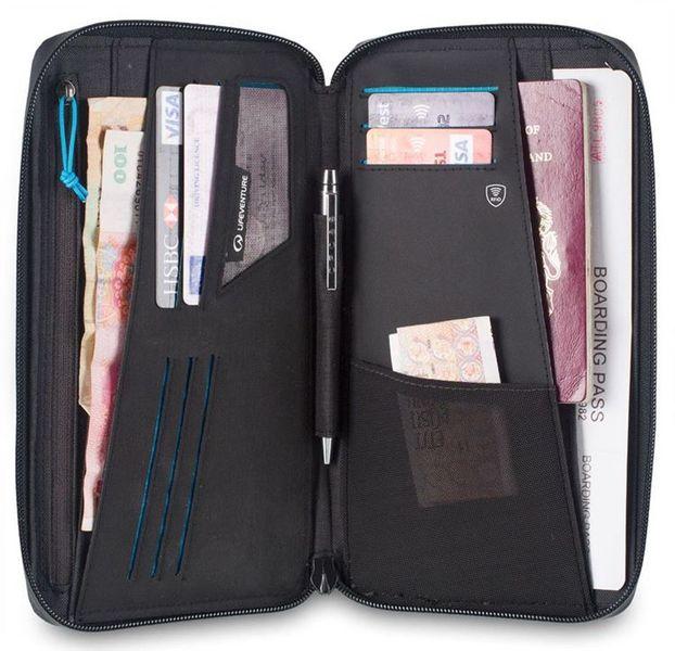 38f25e2bfce2e Portfel turystyczny Document Wallet RFID Lifeventure • Arena.pl